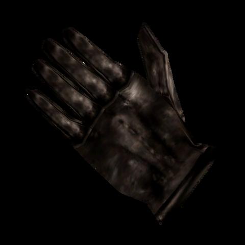 File:TES3 Morrowind - Glove - Black Left Glove.png