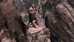 Froki's Peak Shrine of Talos