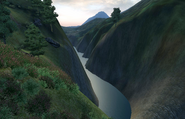 Strid River Location
