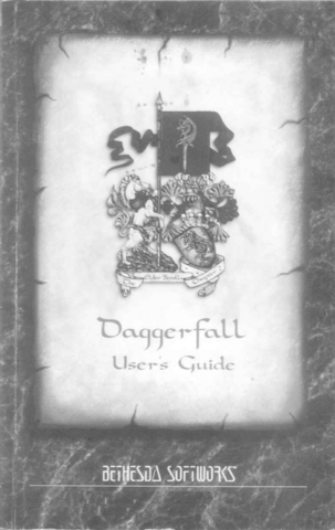 File:Daggerfall User's Guide.png