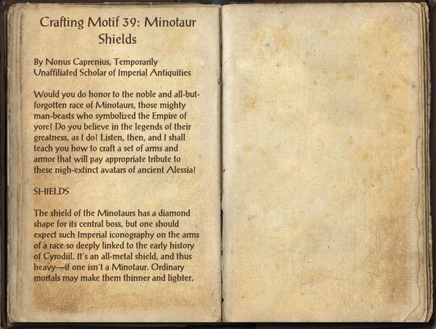File:Crafting Motifs 39, Minotaur Shields.png