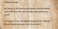 Leeza's Bloodthorn Report