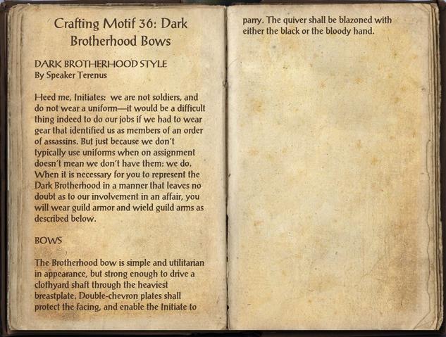 File:Crafting Motifs 36, Dark Brotherhood Bows.png