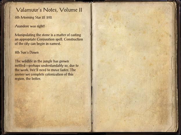 File:Valamuur's Notes, Volume II.png