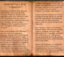 Great Harbingers of the Companions (Online)
