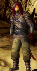 Argonian Witchhunter