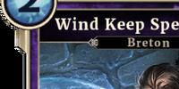 Wind Keep Spellsword