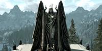 Statue to Meridia