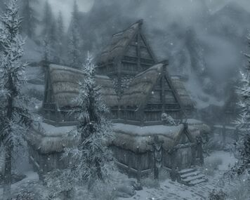Winterhold jarls longhouse 1