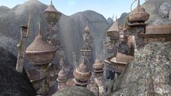 Dagoth Ur (Location) - Morrowind