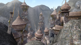 Dagoth Ur (Location) - Morrowind