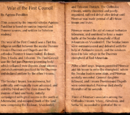 War of the First Council (Book)