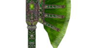 Glass War Axe (Oblivion)