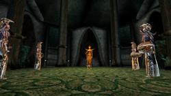 High Chapel - Tribunal