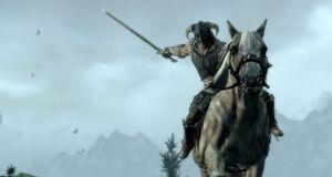 Skyrim mounted combat-1-