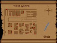 West guard view full map