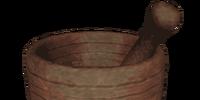 Novice Mortar and Pestle