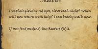 Skeevers (Note)