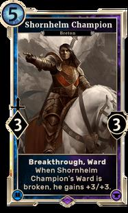 Shornhelm Champion (Legends)