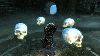 TESV Midden Dark Daedric Relic