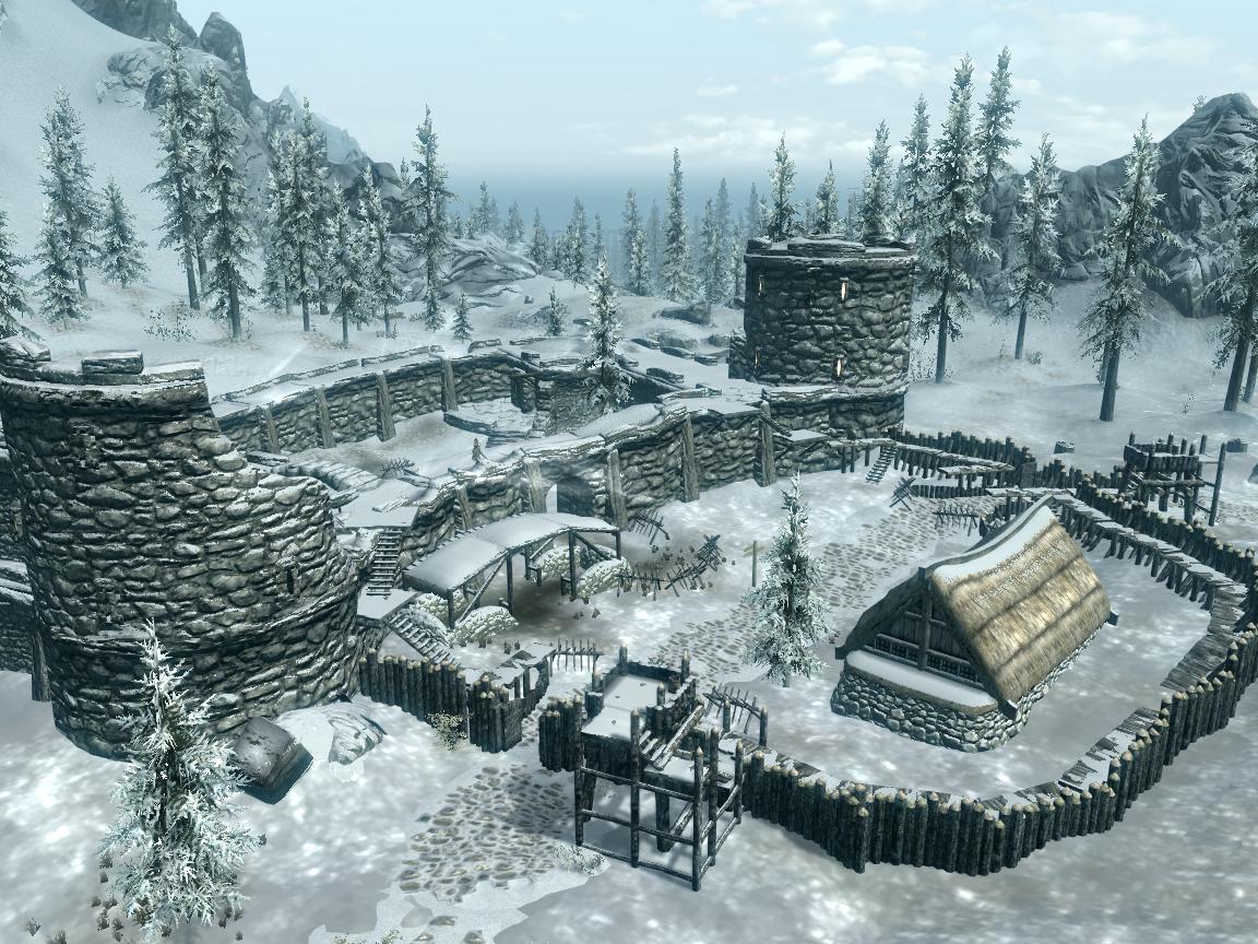 Daedric Armor Morrowind Fort Dunstad | E...