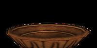 Large Redware Bowl