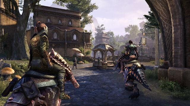 File:Morrowind mount kagouti.jpg