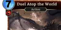 Duel Atop the World