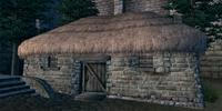 Battlehorn Castle Blacksmith House