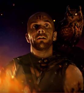 Moth Priest Kellen (Trailer) - Legends