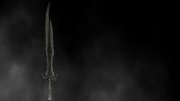 Screen sword