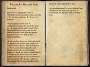 Nchunak's Fire and Faith