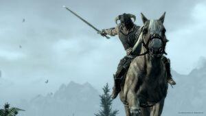 Mountedcombatskyrim