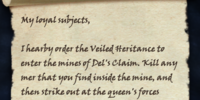 Del's Claim (Note)