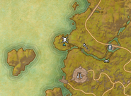 Greenshade Treasure Map V MiniMap