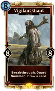 Vigilant Giant (Legends)
