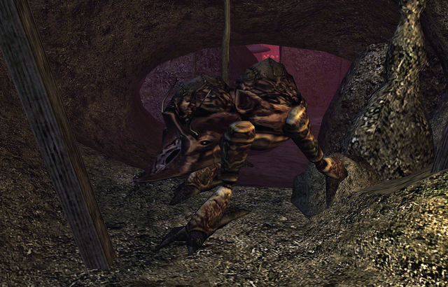 File:Kwama Worker (Morrowind).png