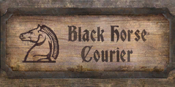 File:TESIV Sign BlackHorseCourier.png