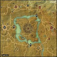 ESO Imperial city entrances map