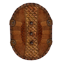Leather Shield (Oblivion)