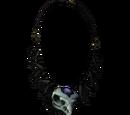 Bone Hawk Amulet