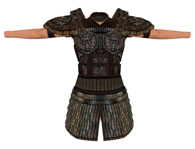 File:Orcish Cuirass (Oblivion) Female.png