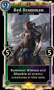 Red Bramman (Legends)