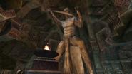 Ald Daedroth, Left Wing Malacath - Morrowind