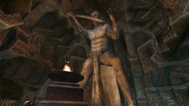 File:Ald Daedroth, Left Wing Malacath - Morrowind.png