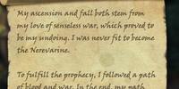 Incarnate Aduri's Scroll