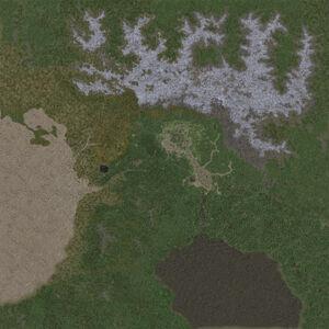Cyrodiil texture map