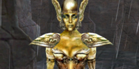Golden Saint (Morrowind)