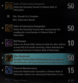 Halls of Fabrication Achievements - 2.png