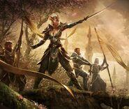 Queen Ayrenn official artwork